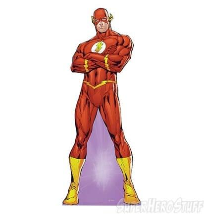 Wally West Flash 72inch