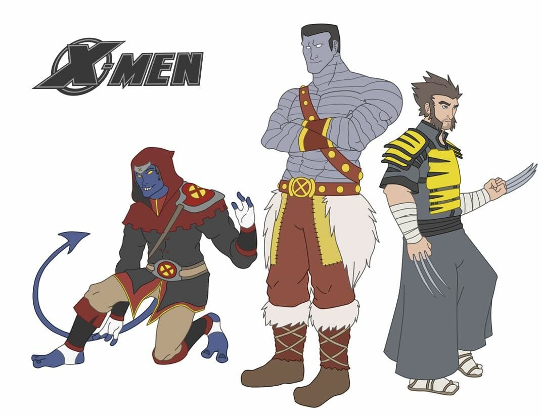 X-Men Fantasy