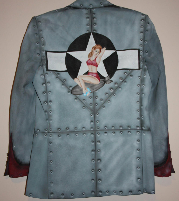 Fighter jacket 2