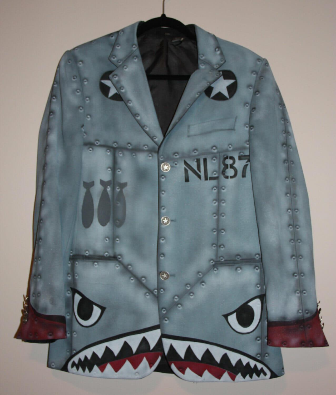 Fighter jacket