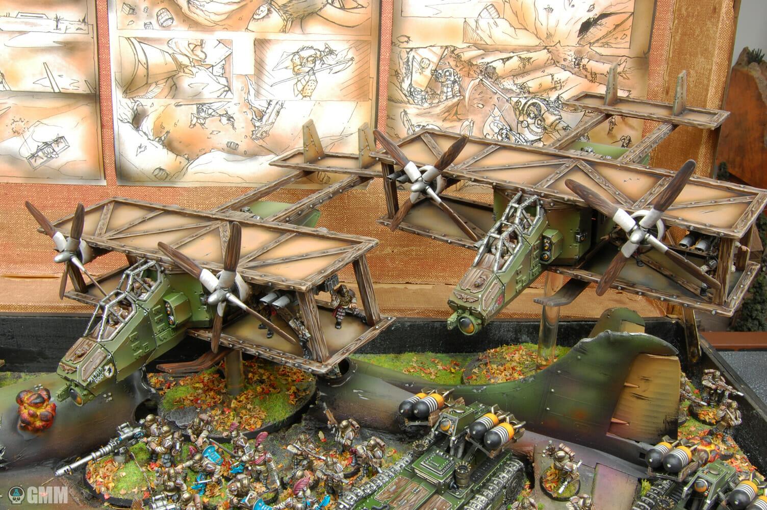Warhammer 40K army 4