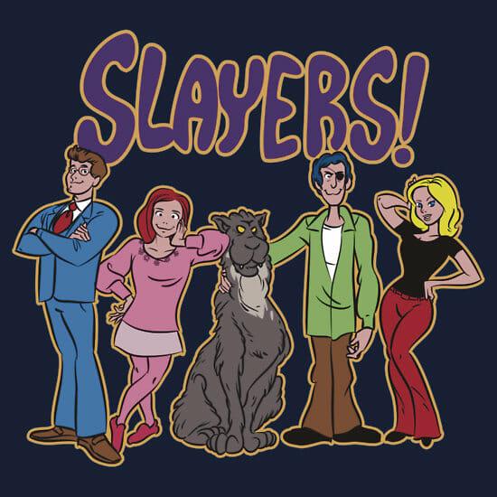 Slayers-tee