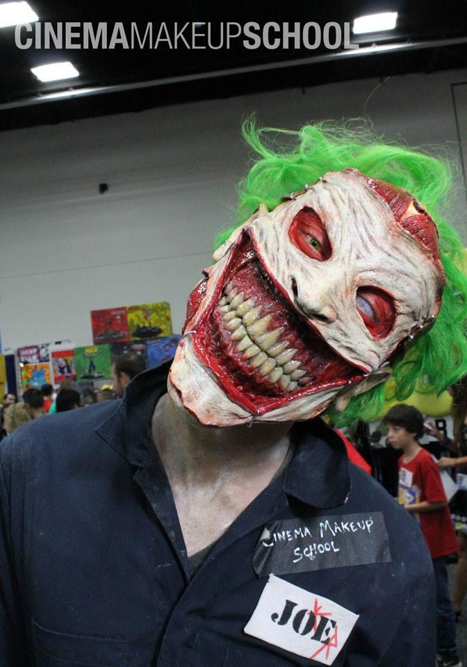 New 52 Joker cosplay 1