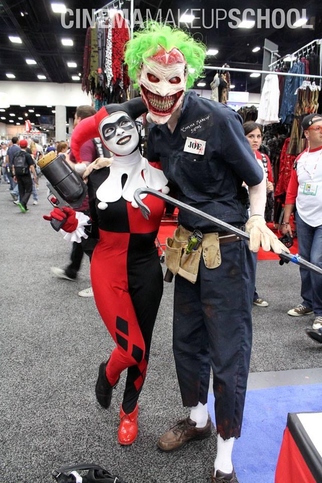 New 52 Joker cosplay 2