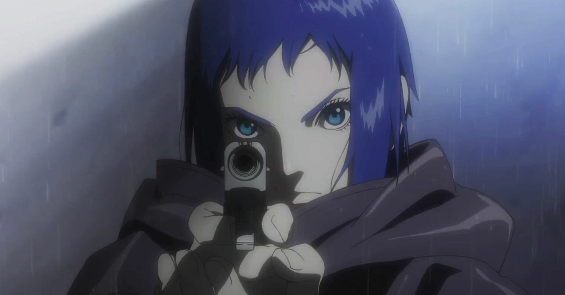 Ghost In The Shell Arise Ghost Pain Review