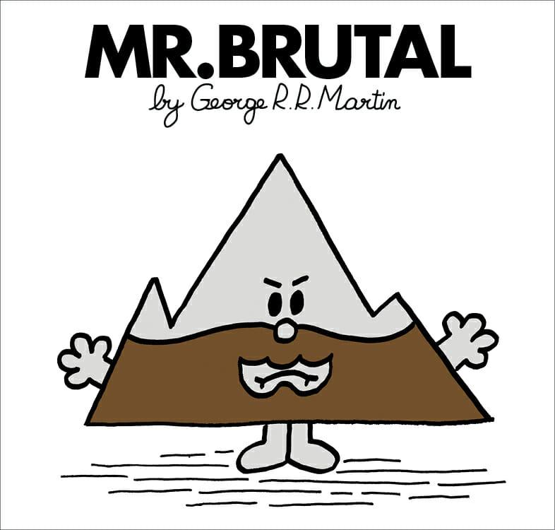 Mr Brutal