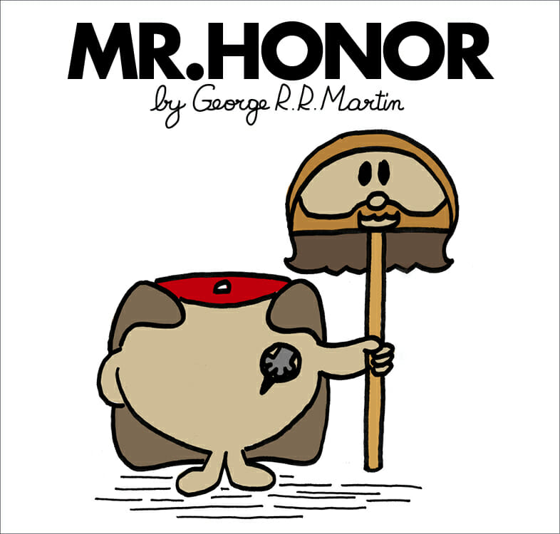 Mr Honor