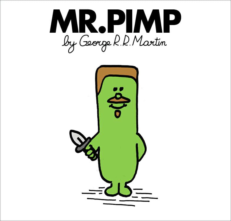 Mr Pimp