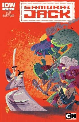 Samurai Jack 1-1