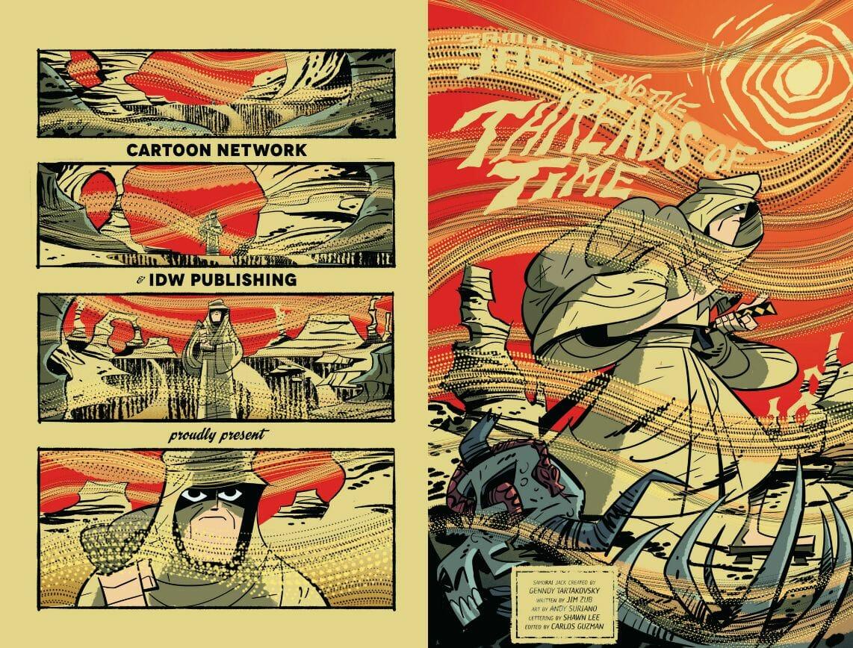 Samurai Jack 1-2