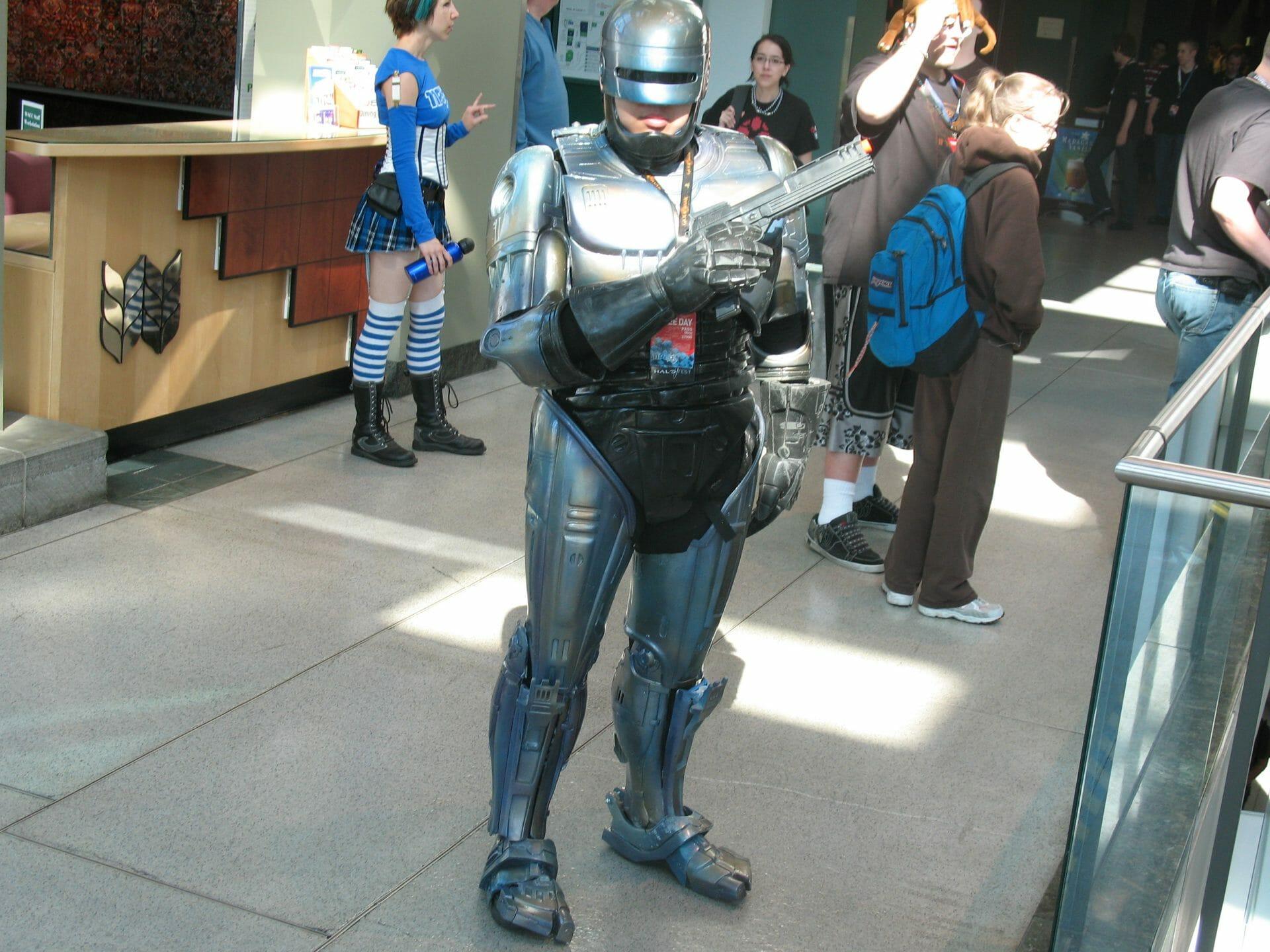 robocop cosplay 1