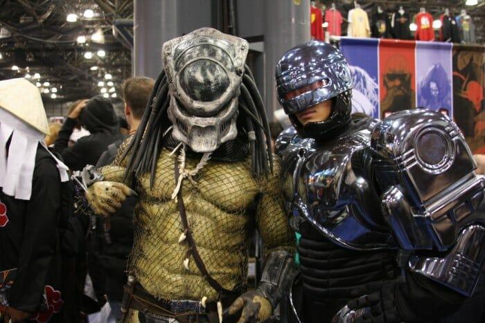 robocop cosplay 3