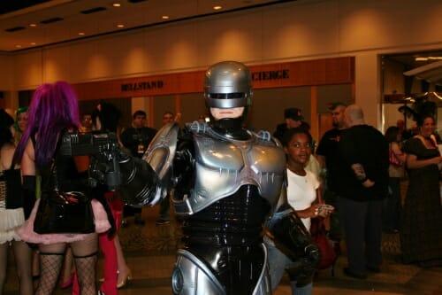 robocop cosplay 4
