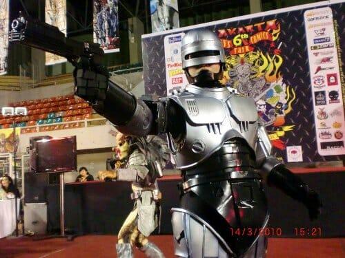 robocop cosplay 5
