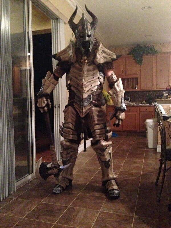 Skyrim S Dragon Bone Armour Use dragon bone to craft fang lair style armors and weapons. skyrim s dragon bone armour