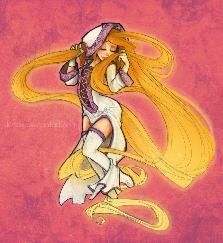 white_mage_rapunzel_by_skirtzzz-d4s6t7f