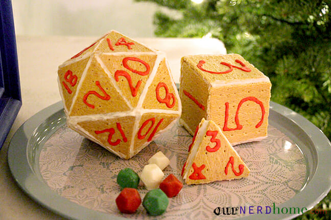Geek-Holiday-D20-Gingerbread-House