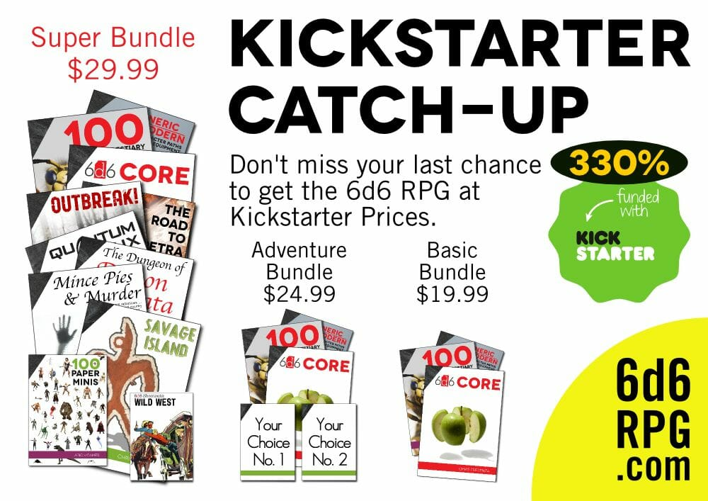 KickStraterCatch-Up