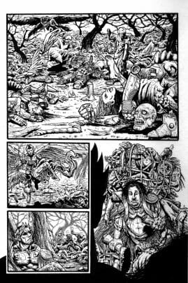 The Arcs 3-Page Promo 1