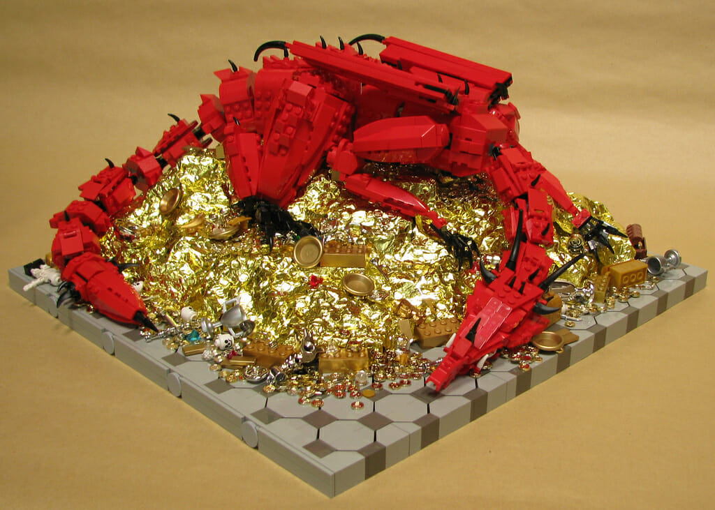 smaug the golden 1