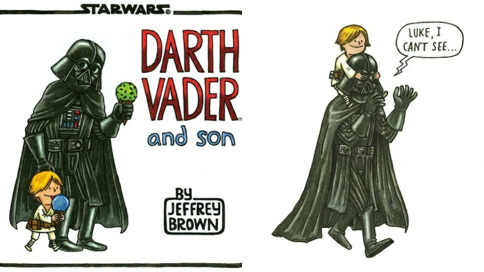 Darth Vader and Son 1