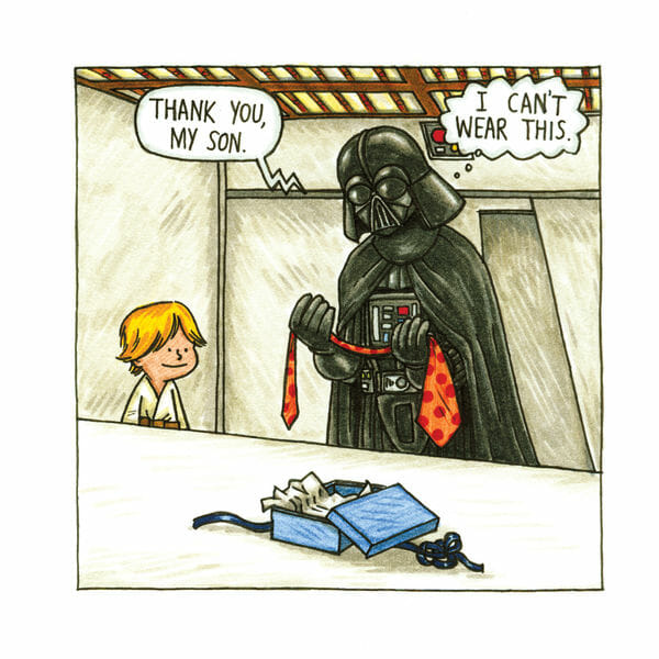 Darth Vader and Son 10