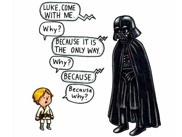 Darth Vader and Son 11