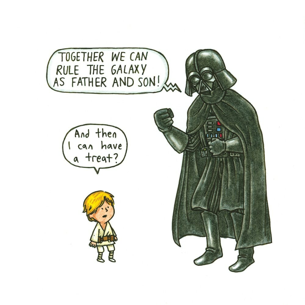 Darth Vader and Son 13