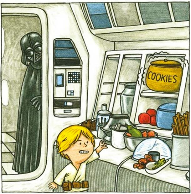 Darth Vader and Son 14