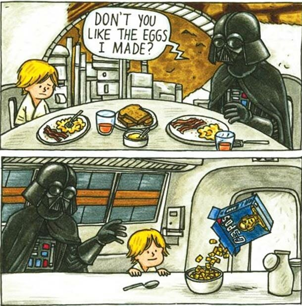 Darth Vader and Son 6