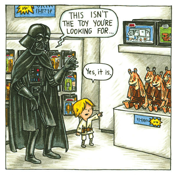Darth Vader and Son 8