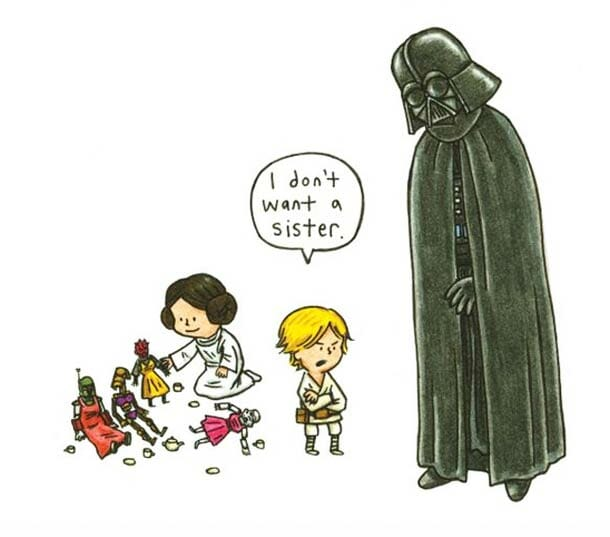 Darth Vader and Son 9