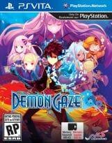 Demon Gaze cover