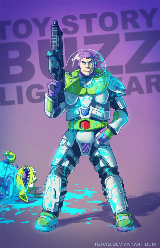 Sylvain Sarrailh - Buzz