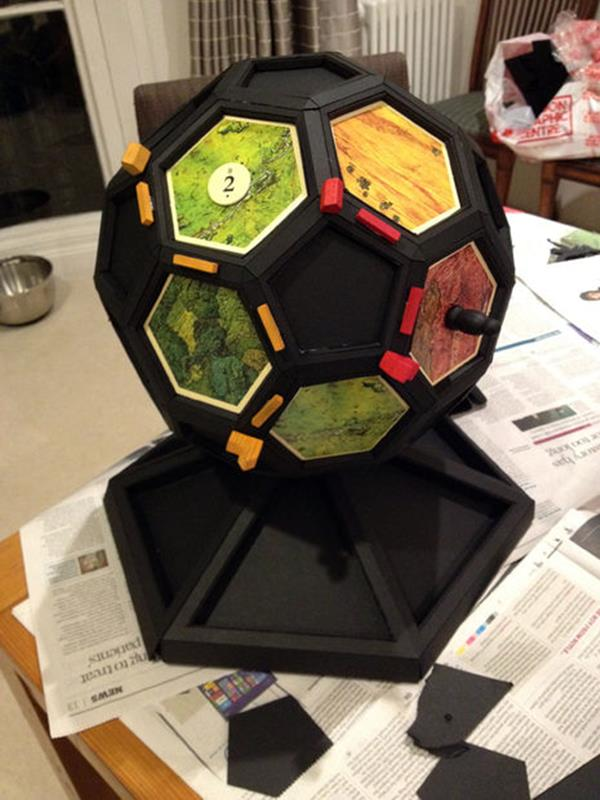 Globefarers of Catan 2