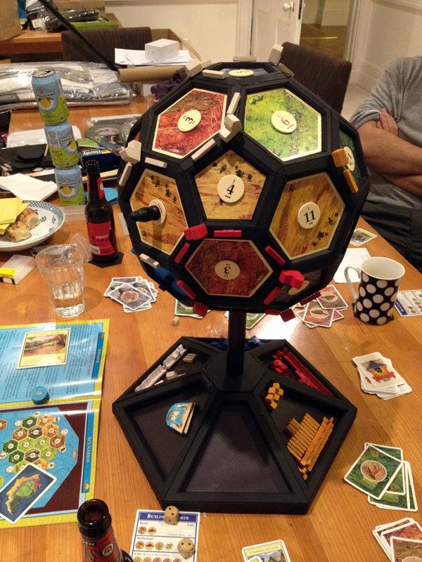 Globefarers of Catan 6