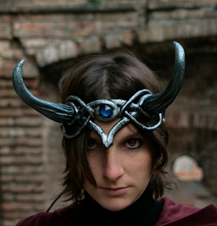 Pagan LARP horns