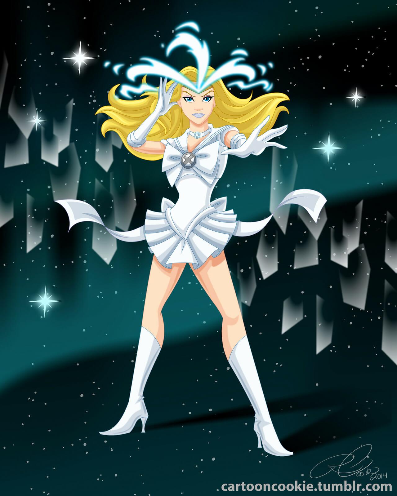 Sailor White Queen
