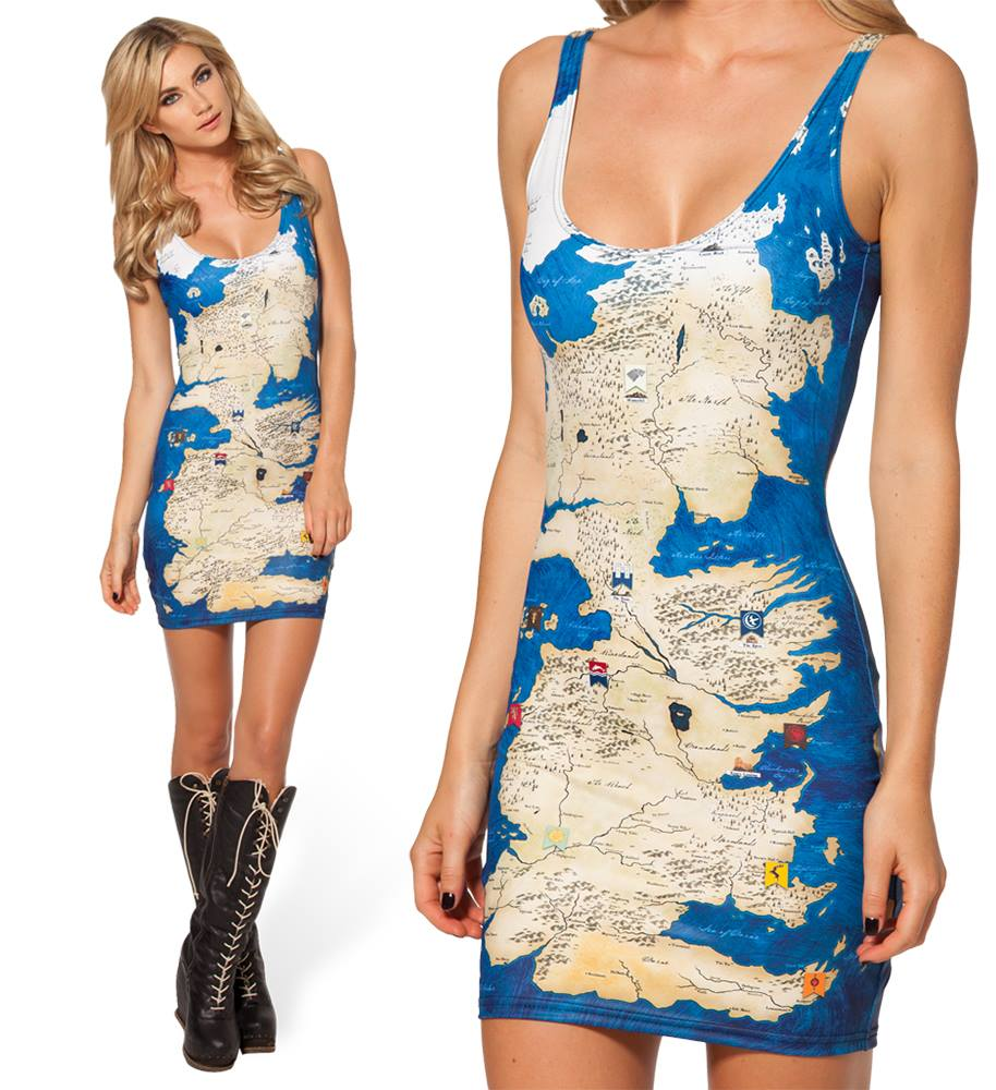 Westeros other type of dress