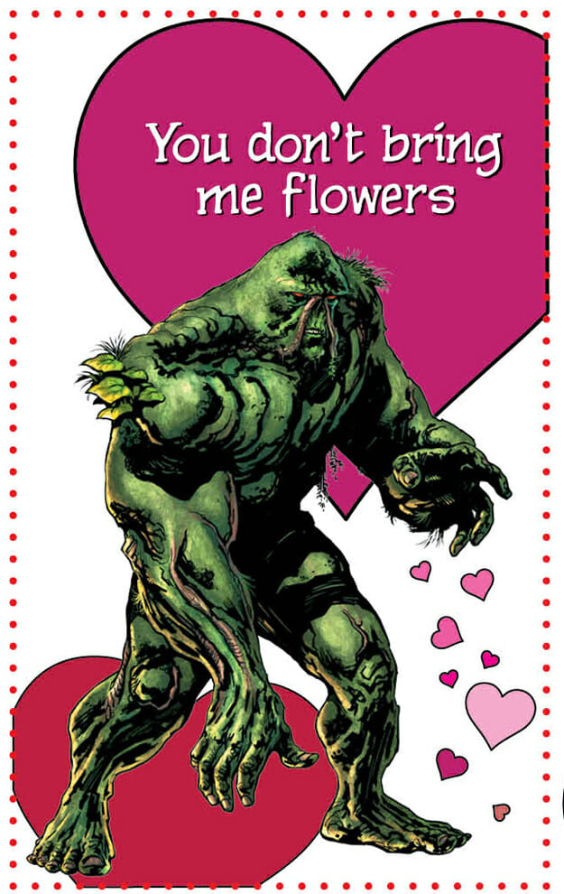 you dont bring me flowers