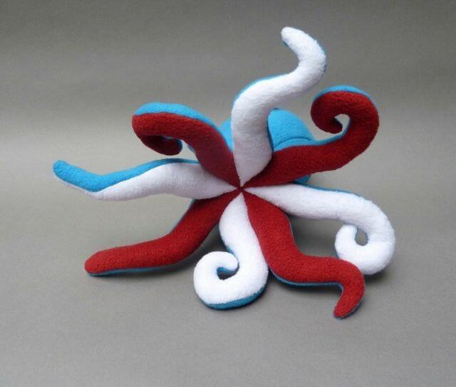 Captain America octopus 2
