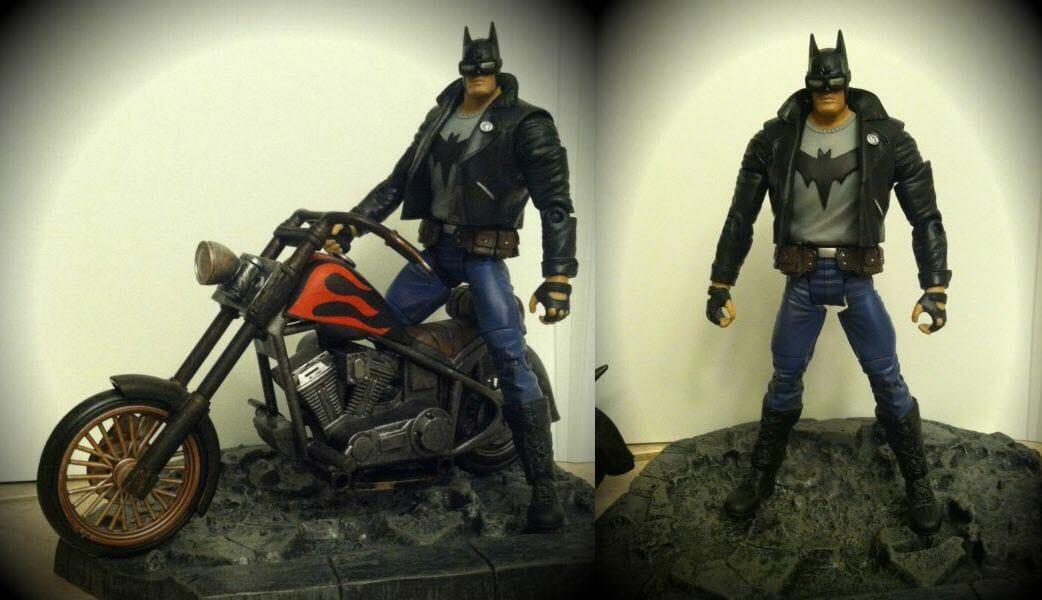 Rockabilly Batman 1