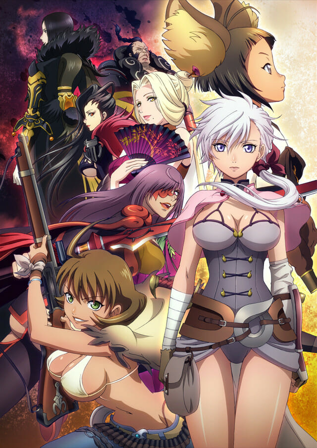 blade and soul poster 1