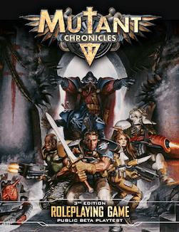 mutant chronicles pbp
