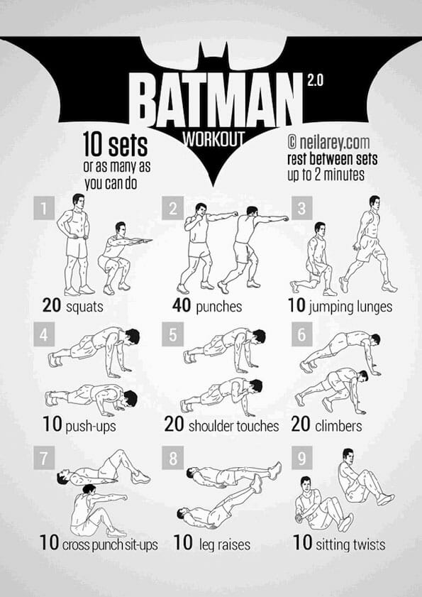 batman-work-out