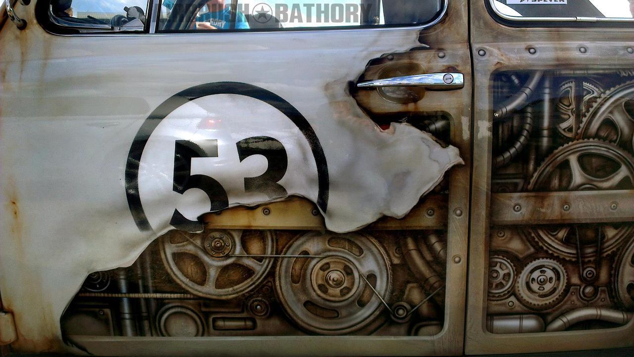 Herbie goes Steampunk 2