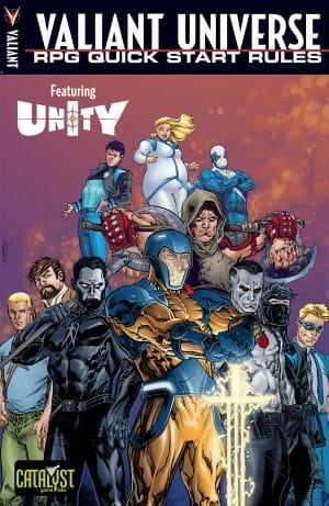 Valiant Universe RPG