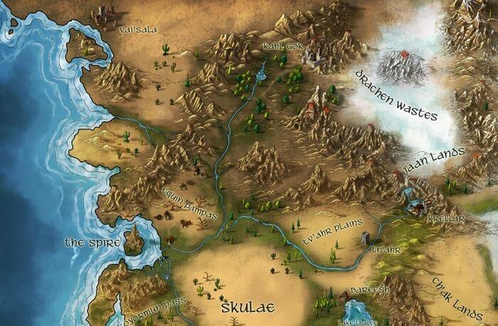 faden-cartography