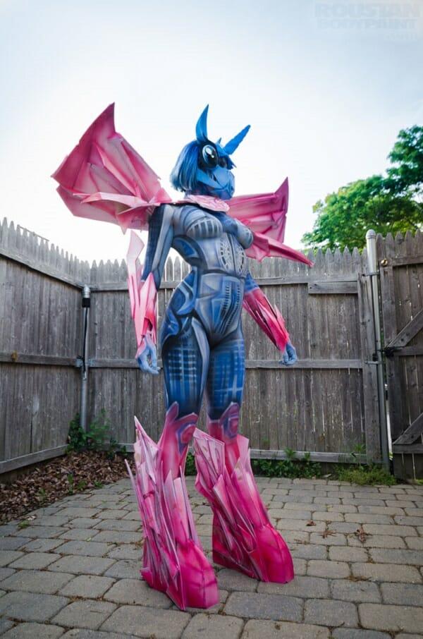 pony-transformer