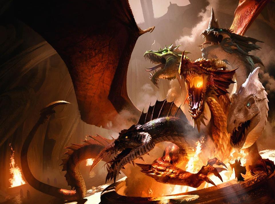 tyranny of the dragons